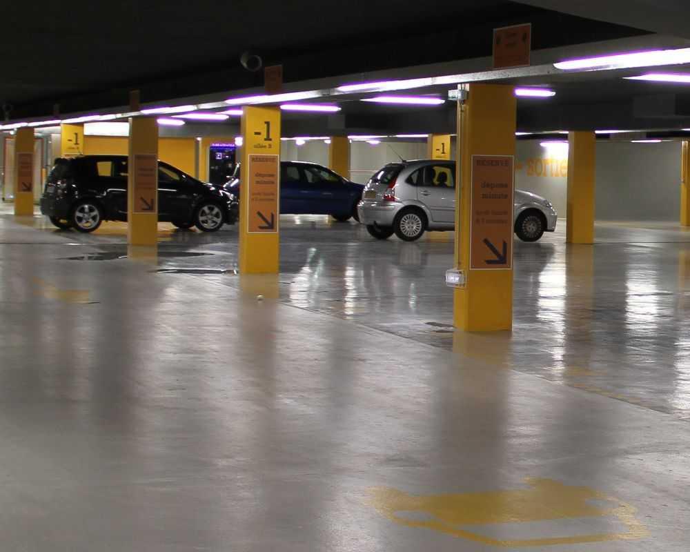 car park cleaners bury st edmunds