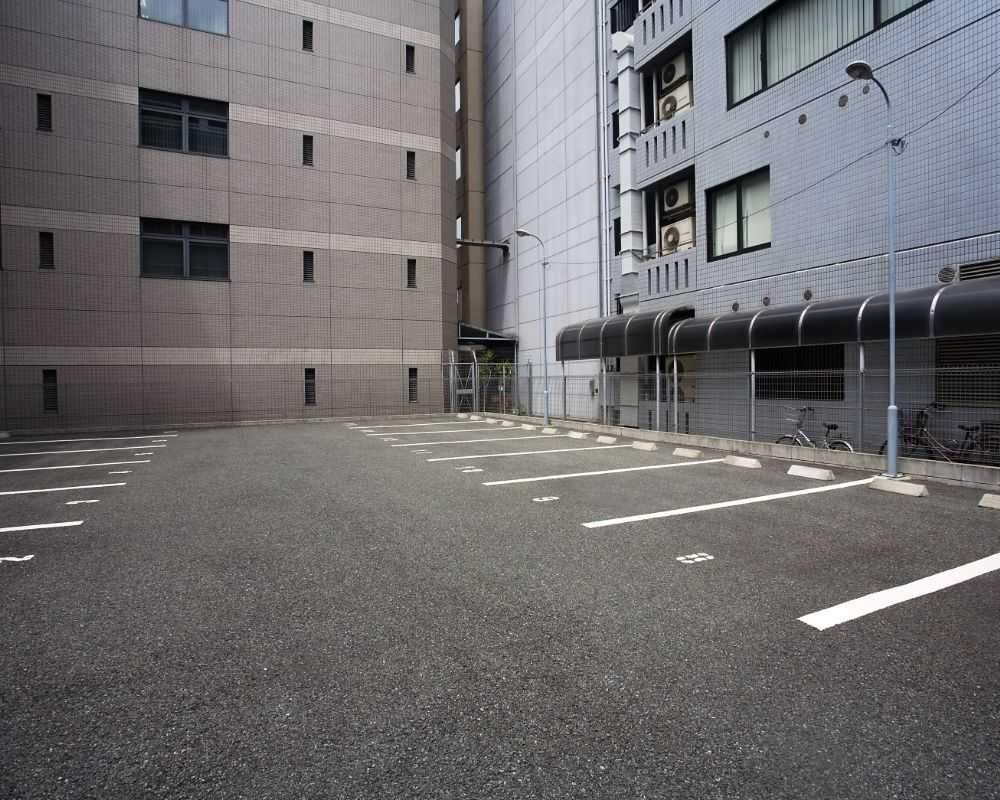 car park cleaning service huntingdon