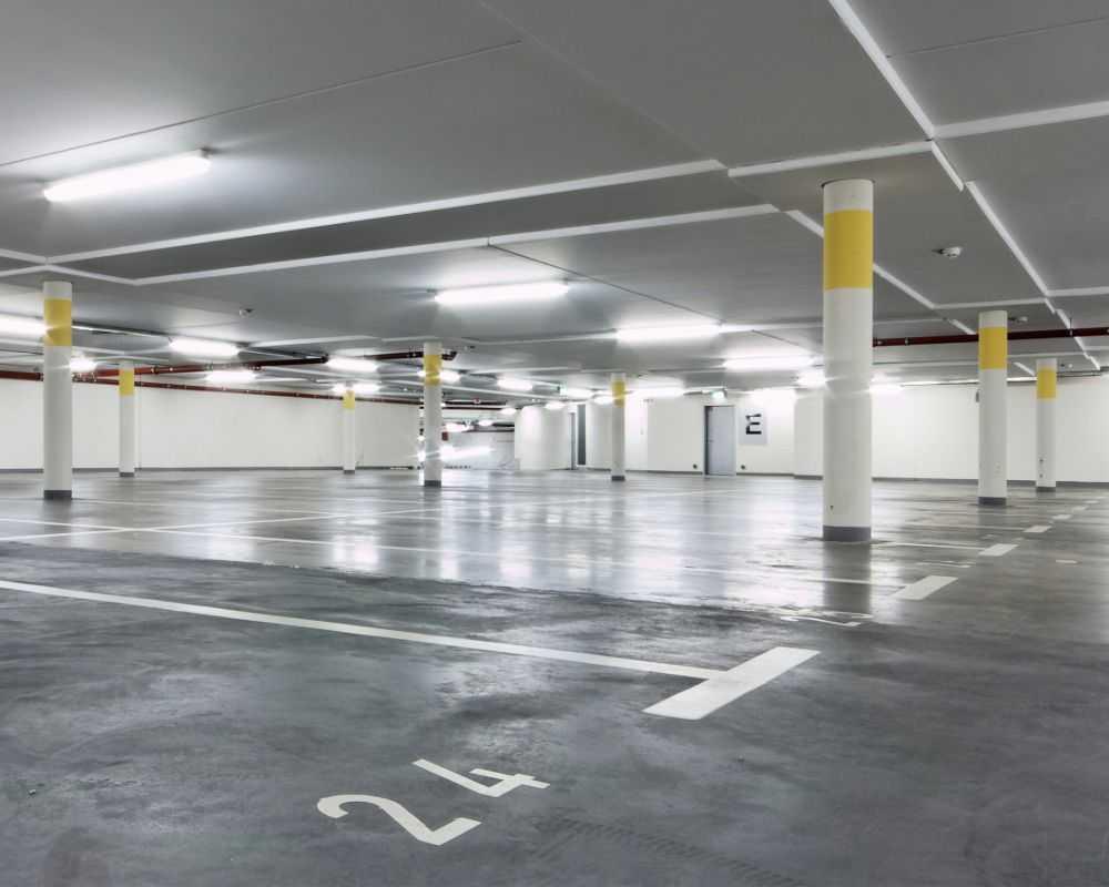 car park cleaning bury st edmunds