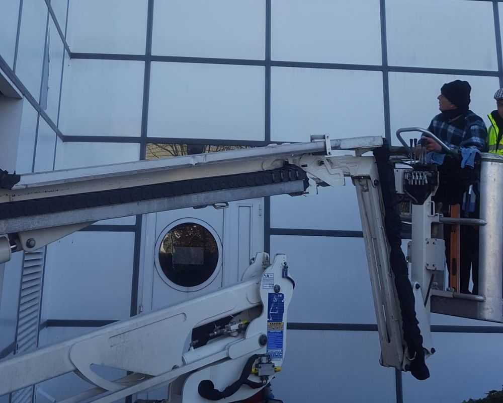 cladding cleaning service cambridge