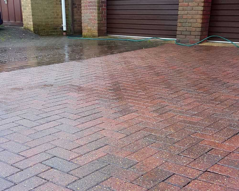 driveway cleaners peterborough