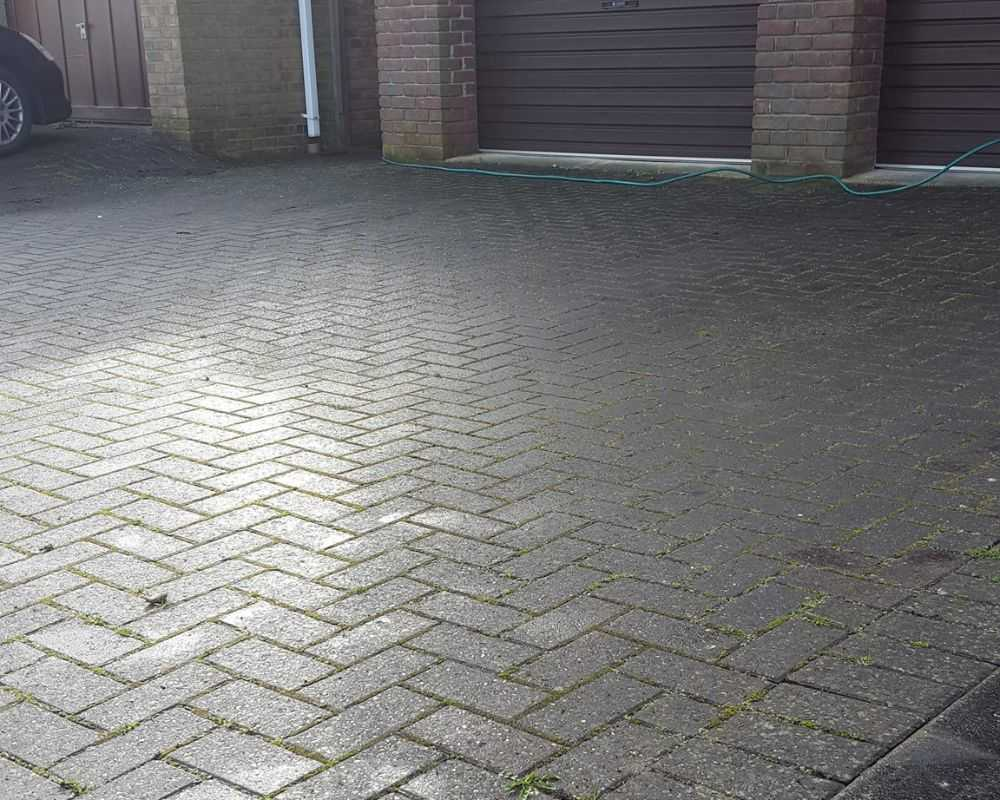 driveway cleaning ely