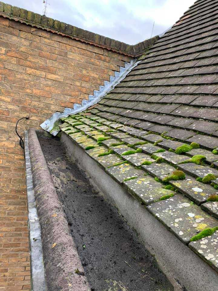 gutter cleaning service after huntingdon