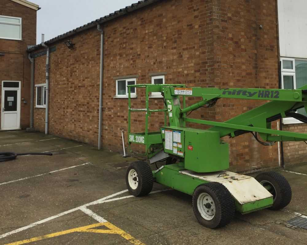 gutter cleaning services bury st edmunds