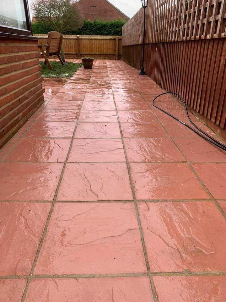 pressure washing services after huntingdon