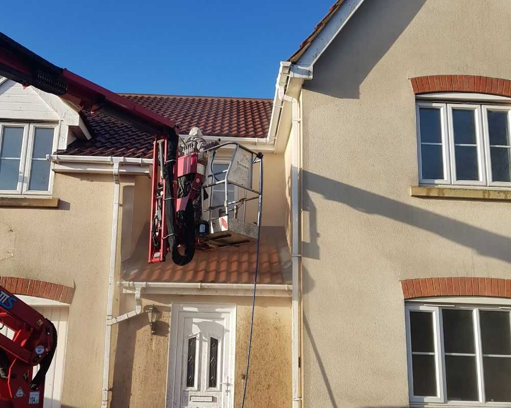 render cleaning services huntingdon