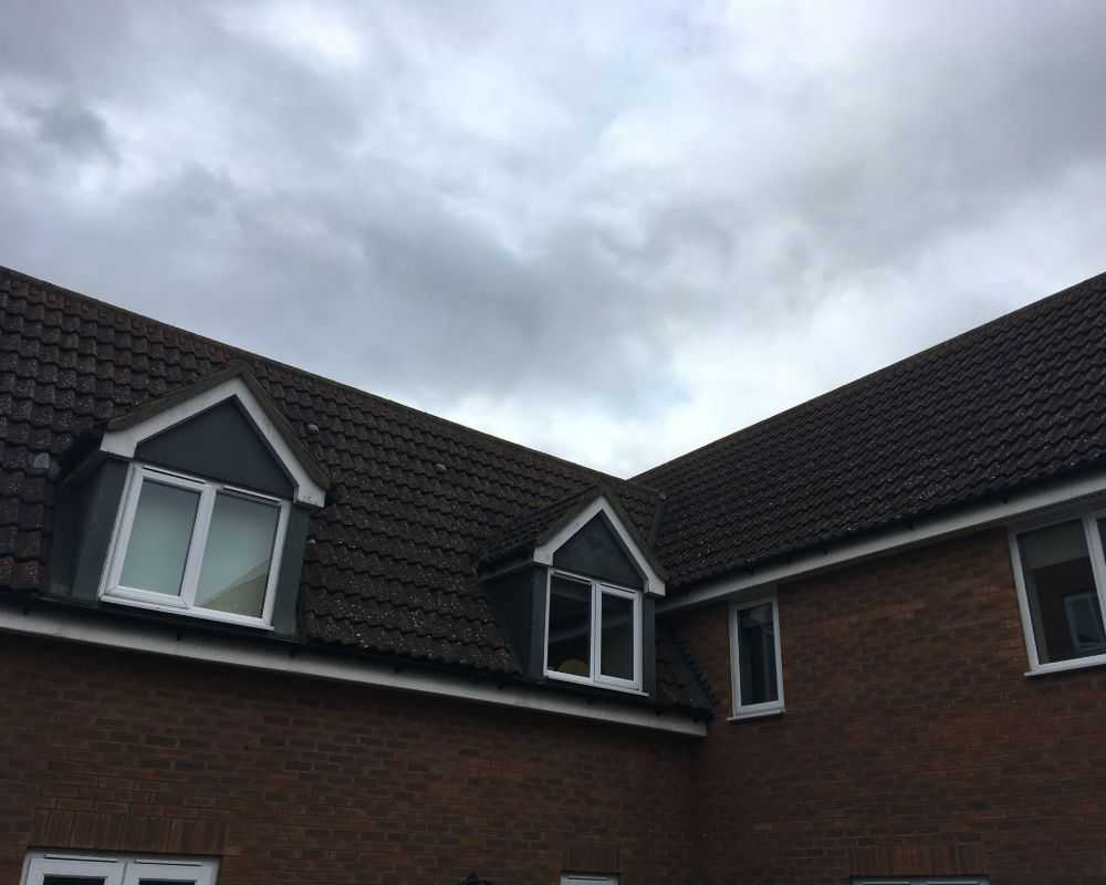 roof cleaning huntingdon