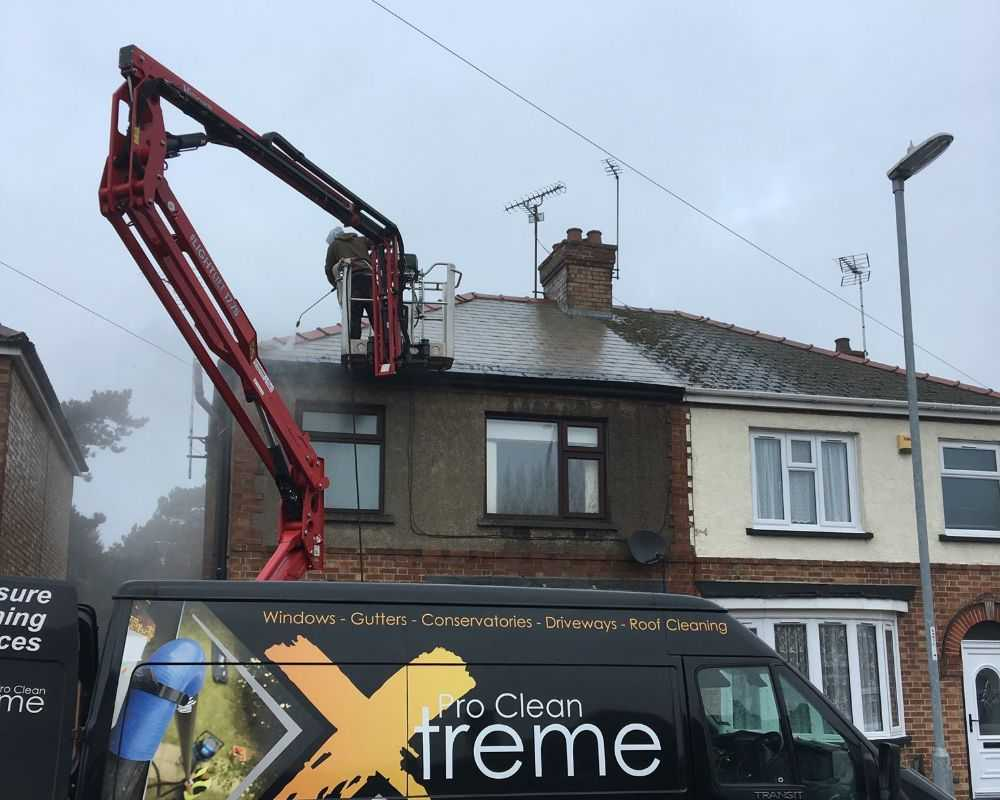 roof cleaning services bury st edmunds