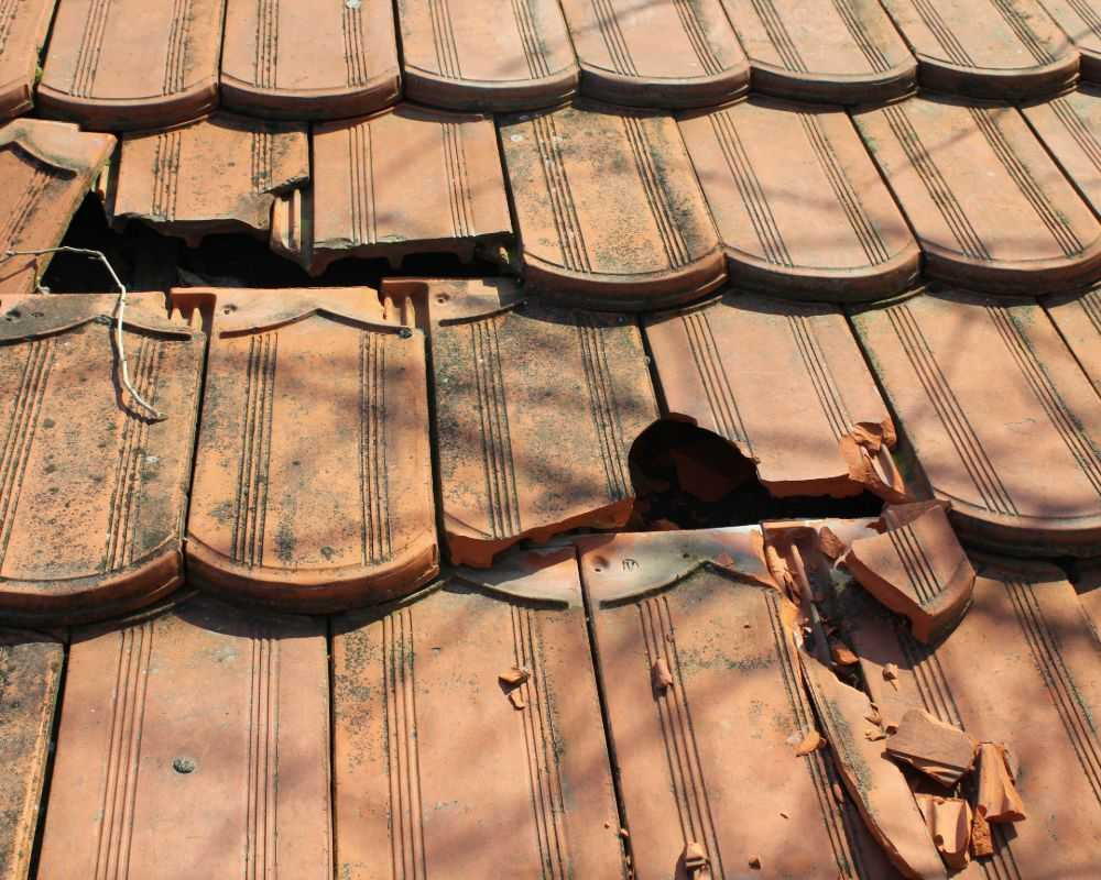 roof repair company huntingdon